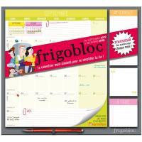 Frigobloc, le calendrier maxi-aimanté pour se simplifier la vie !