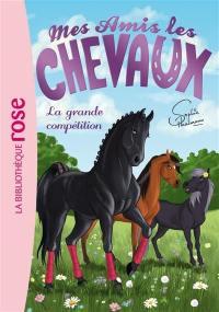 Mes amis les chevaux. Vol. 2. La grande compétition