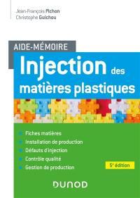 Injection des matières plastiques