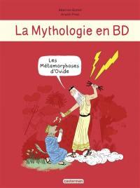 La mythologie en BD, Les métamorphoses d'Ovide