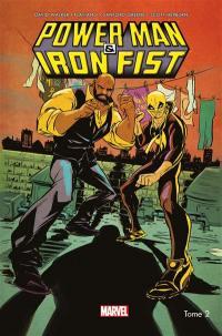 Power Man & Iron Fist. Volume 2,