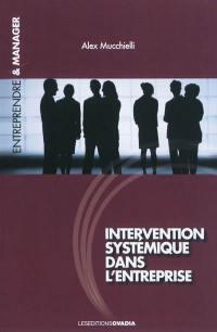 Intervention systémique dans l'entreprise