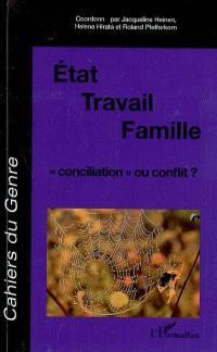 Cahiers du genre. n° 46 (2009), Etat, travail, famille