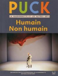 Puck. n° 20, Humain, non humain