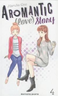 Aromantic (love) story. Volume 4,