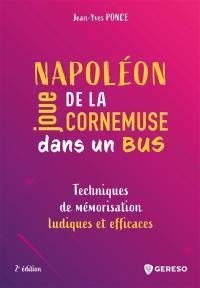 Napoléon joue de la cornemuse dans un bus