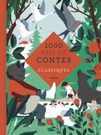 1.000 ans de contes classiques