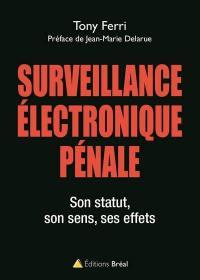 Surveillance électronique pénale : son statut, son sens, ses effets