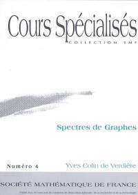 Spectres de graphes