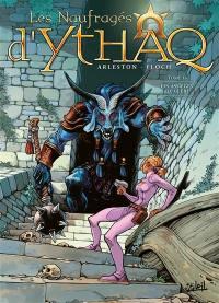 Les naufragés d'Ythaq. Volume 16, Les assiégés de Glèbe