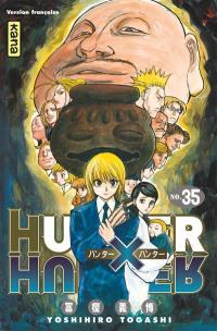 Hunter x Hunter. Volume 35,