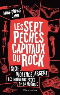 Les sept péchés capitaux du rock