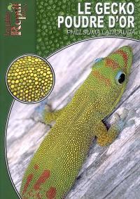 Le gecko poudre d'or