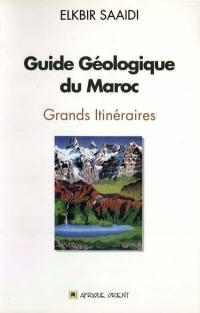 Guide géologique du Maroc