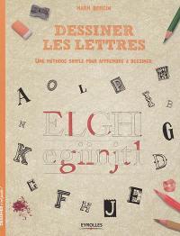 Dessiner les lettres