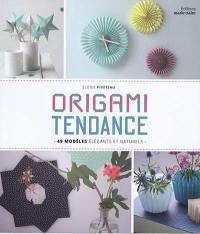 Origami tendance