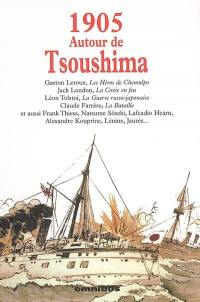 1905 autour de Tsoushima