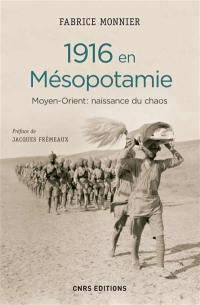1916 en Mésopotamie