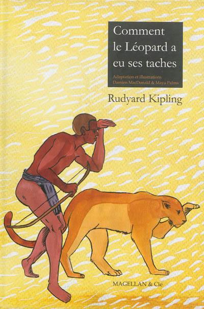 Comment le léopard a eu ses taches