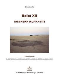 Balat. Volume 12, The Sheikh Muftah site
