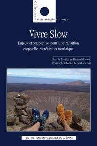 Vivre slow