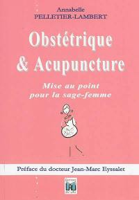 Obstétrique & acupuncture