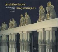 Architectures maçonniques