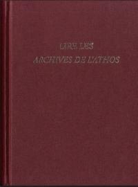 Lire les archives de l'Athos