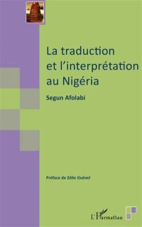 La traduction et l'interprétation au Nigéria