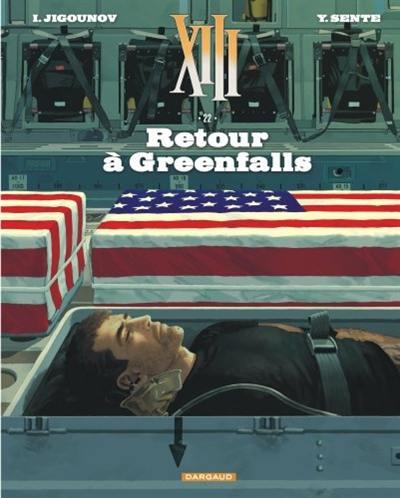 XIII. Volume 22, Retour à Greenfalls