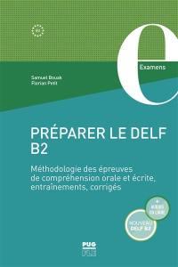 Préparer le DELF B2