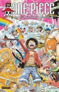 One Piece. Volume 62, Périple sur l'île des hommes poissons