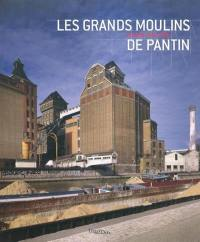 Les grands moulins de Pantin