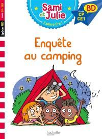 Enquête au camping