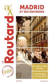 Madrid et ses environs