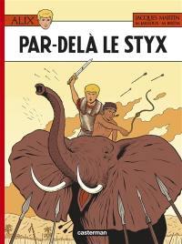 Alix. Volume 34, Par-delà le Styx