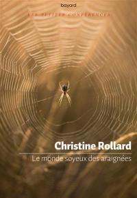Le monde soyeux des araignées