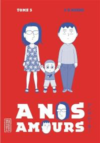 A nos amours. Volume 3,