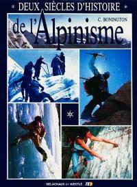 Deux siècles d'histoire de l'alpinisme