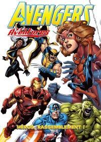 Avengers. Volume 1, Héros, rassemblement !