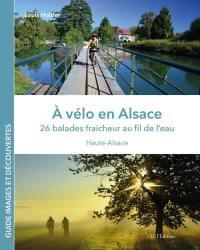 A vélo en Alsace