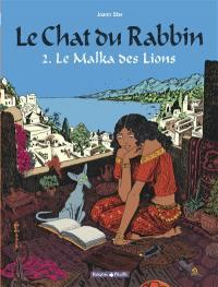 Le chat du rabbin. Volume 2, Le malka des lions