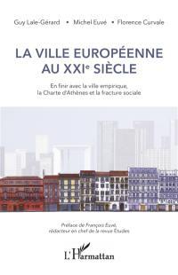 La ville européenne au XXIe siècle
