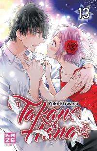 Takane & Hana. Volume 13,