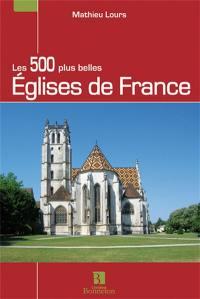 Les 500 plus belles églises de France