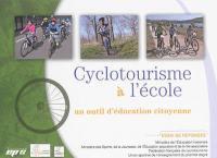 Cyclotourisme à l'école