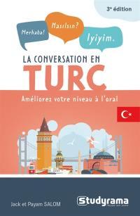 La conversation en turc