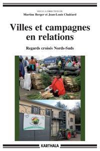 Villes et campagnes en relations
