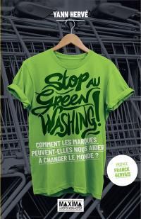 Stop au green washing !