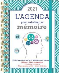 L'agenda pour entraîner sa mémoire 2021